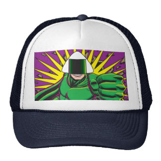 Rice Ball Guy Cap Trucker Hat