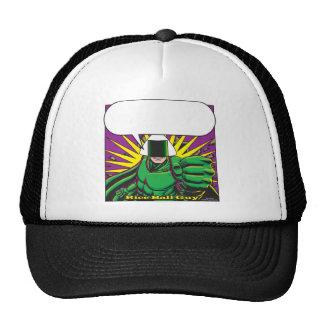 Rice Ball Guy Trucker Hat