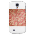 Rice Basket (Geo Trip) Samsung Galaxy S4 Cover
