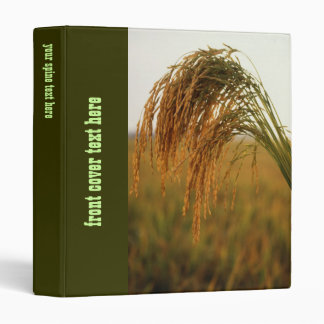 Rice Binder