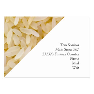 rice business cards