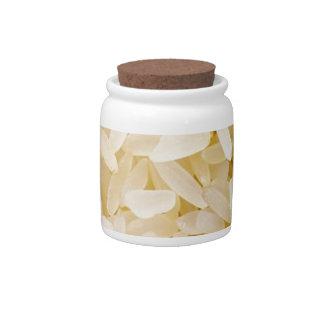 rice candy jar