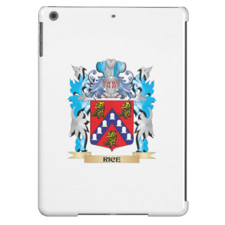 Rice Coat of Arms - Family Crest iPad Air Cases