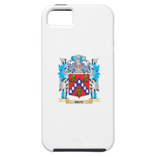 Rice Coat of Arms - Family Crest iPhone 5 Cover
