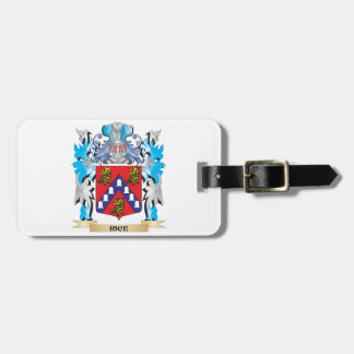 Rice Coat of Arms - Family Crest Luggage Tags