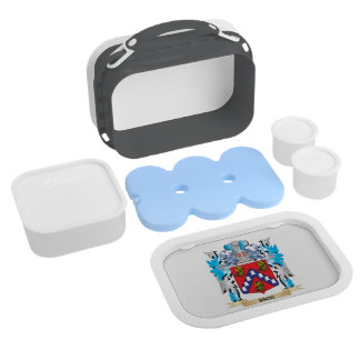 Rice Coat of Arms - Family Crest Yubo Lunchbox