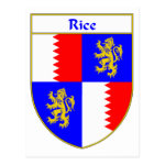 rice coat of arms family crest postcards r25cbe9b7b946472abf54b8a41be66409 vgbaq 8byvr 150 Rice Coat of Arms