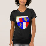 Rice Coat of Arms/Family Crest Shirts