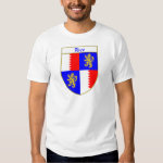 Rice Coat of Arms/Family Crest T-Shirt