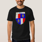 Rice Coat of Arms/Family Crest T Shirt