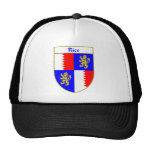 Rice Coat of Arms/Family Crest Trucker Hat