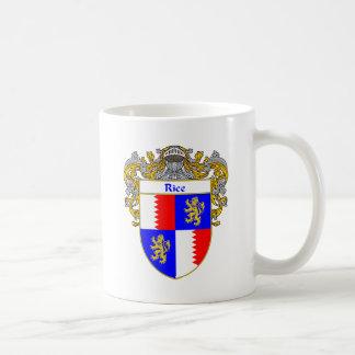 Rice Coat of Arms (Mantled) Coffee Mug