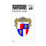 Rice Coat of Arms (Mantled) Stamps