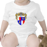 Rice Coat of Arms (Mantled) T-shirt