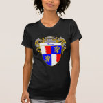 Rice Coat of Arms (Mantled) T Shirts
