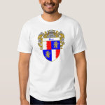 Rice Coat of Arms (Mantled) Tee Shirt