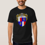 Rice Coat of Arms (Mantled) Tees