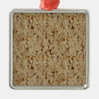 Rice Crispy Treat Metal Ornament