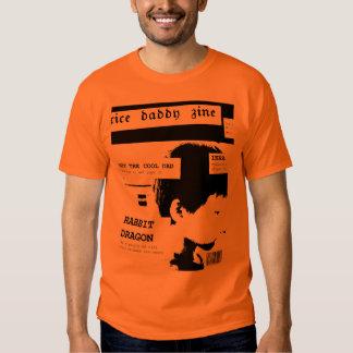 rice daddy zine #1 t shirt