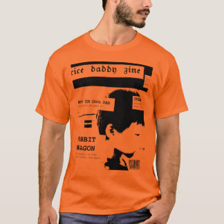 rice daddy zine #1 T-Shirt