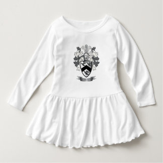 Rice Family Crest Coat of Arms Dress