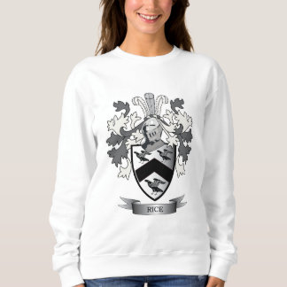 Rice Family Crest Coat of Arms Sweatshirt