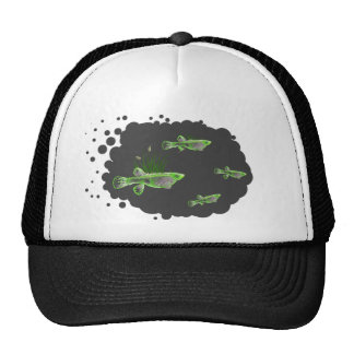 Rice Gambusia Trucker Hat