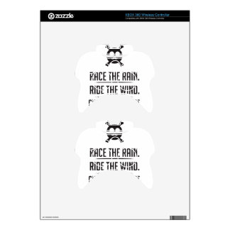 Rice in The Rain Xbox 360 Controller Skin