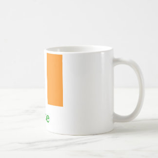 Rice Irish Flag Coffee Mug