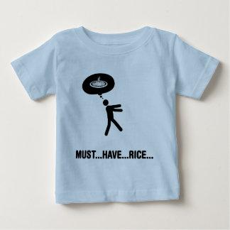 Rice Lover Baby T-Shirt