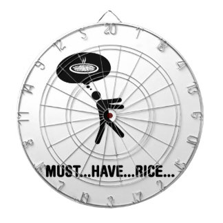 Rice Lover Dartboard With Darts