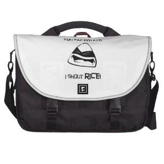 Rice Musubi Commuter Bag