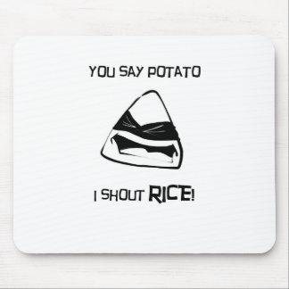 Rice Musubi Mouse Pad