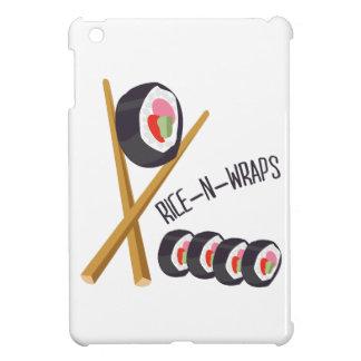 Rice-N-Wraps iPad Mini Covers