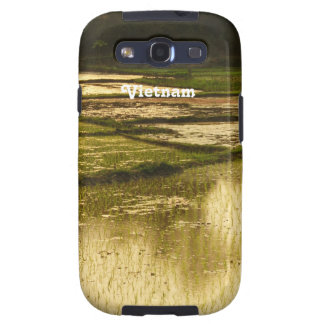 Rice Paddy Galaxy SIII Cases