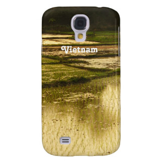 Rice Paddy Galaxy S4 Cases