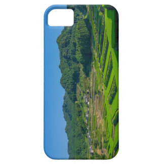 Rice Paddy Field in Japan iPhone SE/5/5s Case