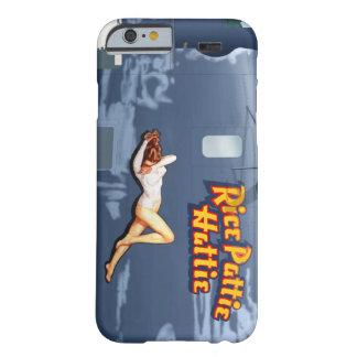Rice Pattie B-24 Nose Art Vintage Fuselage iPhone 6 Case