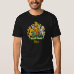 Rice Shield of Great Britain T Shirt