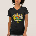Rice Shield of Great Britain T-shirt