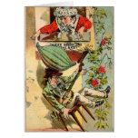 Rices Seeds Vintage Ad Card