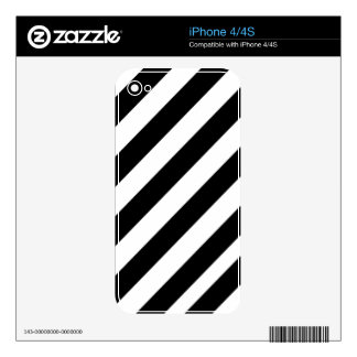 RicFlick Stripes Skin For The iPhone 4