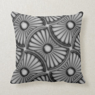 Rich And Elegant Throw Pillow