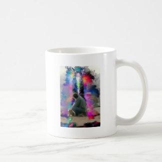Rich and Maya at the beach.jpg Coffee Mugs