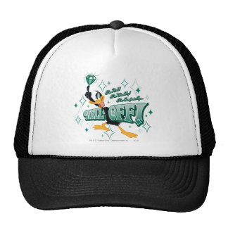 Rich and Wealthy Daffy Duck Hat