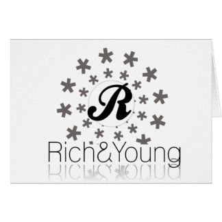 rich and young card