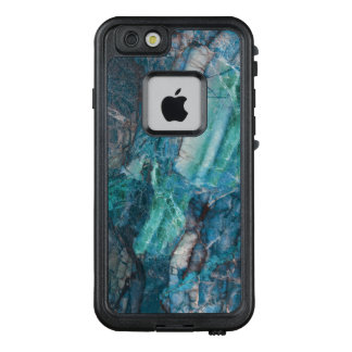 Rich Blue Marble Abstract Pattern LifeProof® FRĒ® iPhone 6/6s Case