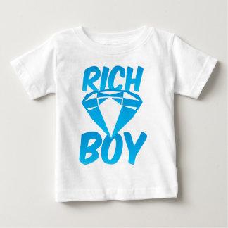 Rich boy baby T-Shirt