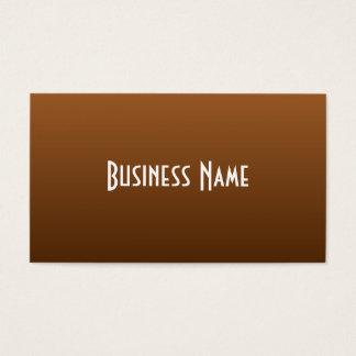 Rich Brown Business Card