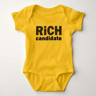 Rich Candidate Baby Bodysuit